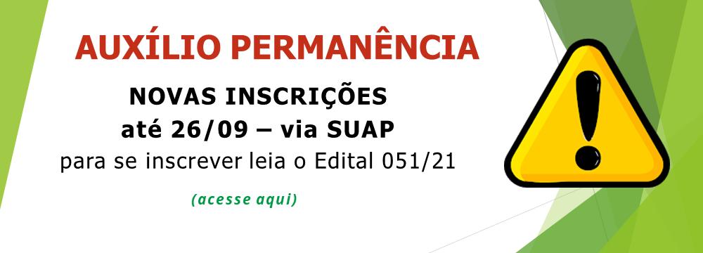 Edital 51/2021